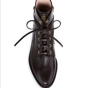 Stuart Weitzman Black Ryder Boots